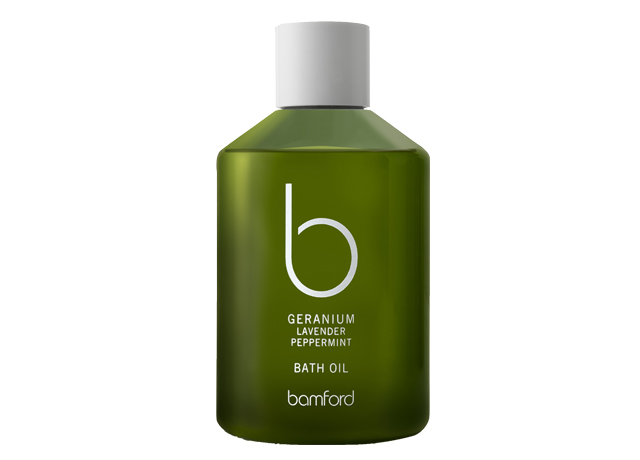 Bath oil-bamford