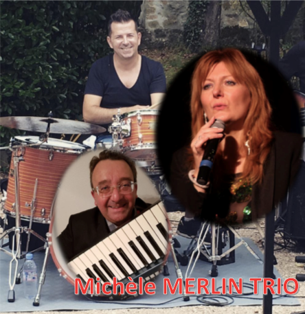 21 Juin 2019 : MICHELE MERLIN JAZZ TRIO