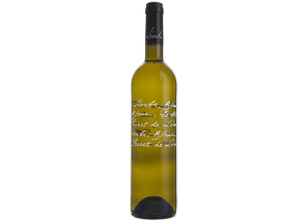 white-wine-organic-provence-chateau-leoube-secret-bouteillew 75cl