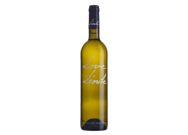 VIN BLANC LOVE BY LEOUBE